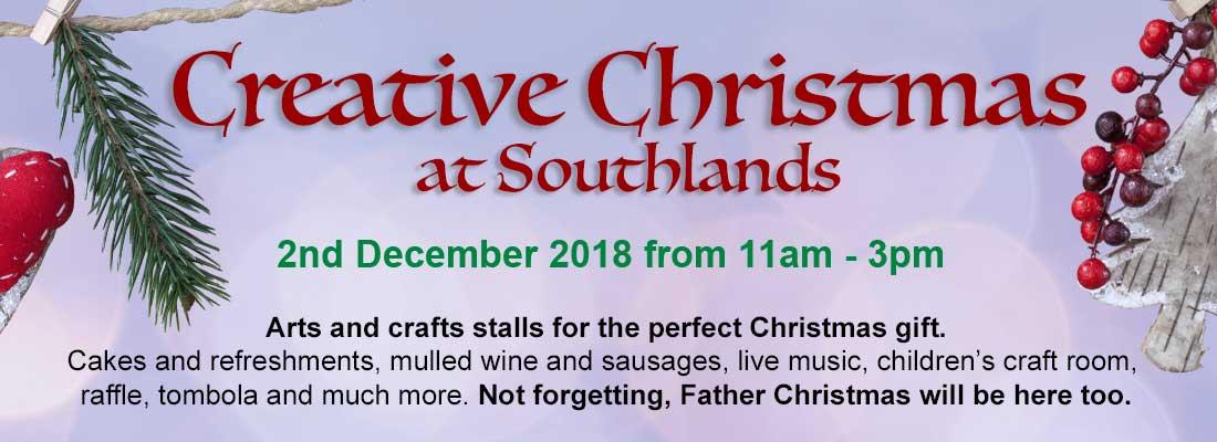 Christmas Craft Market Southlands Arts