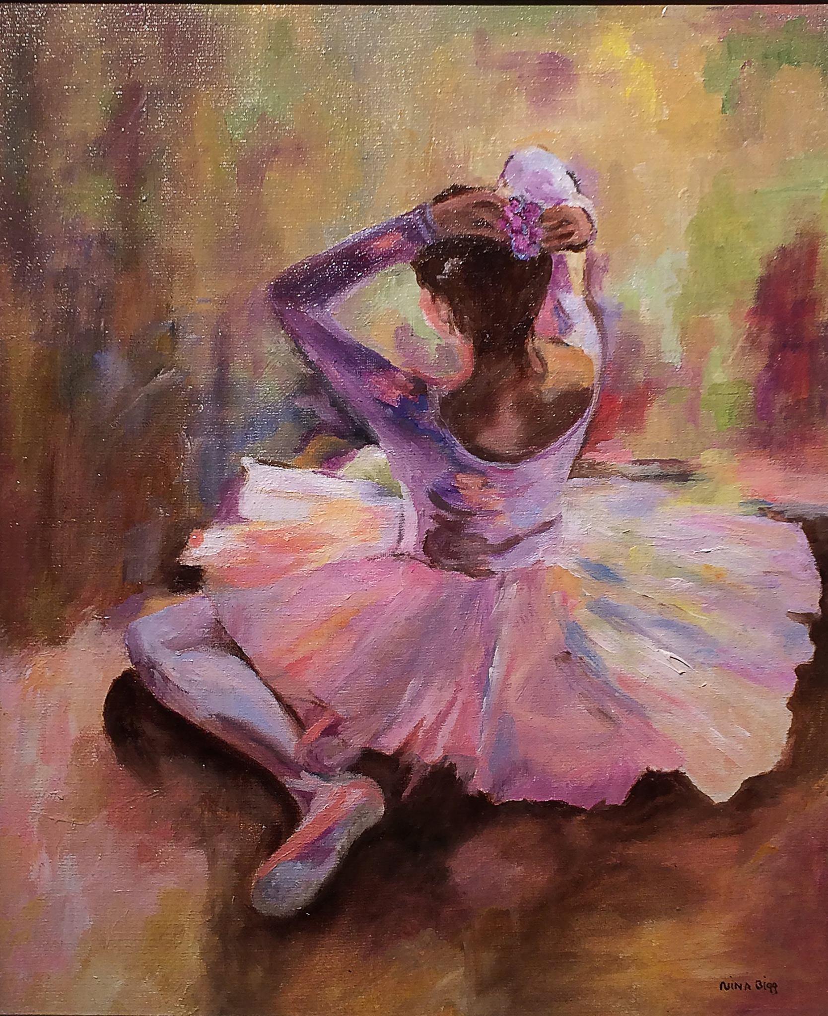Ballerina by Nina Bigg