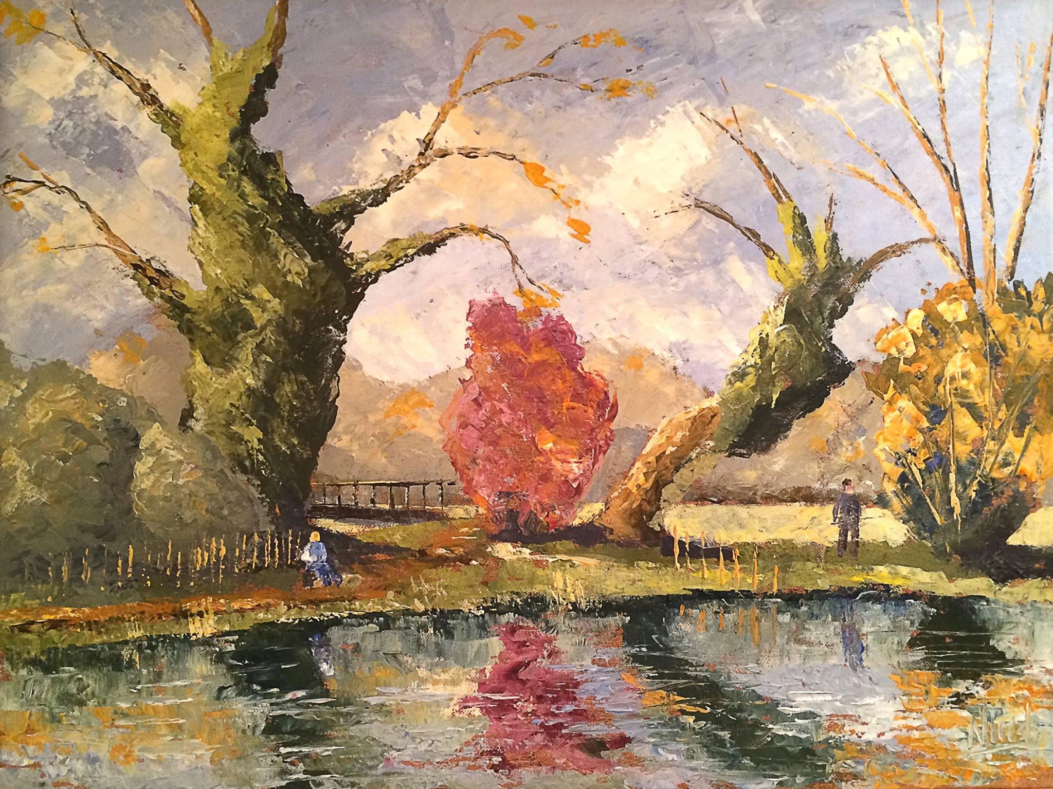 Lost Summer by Leslie Nind