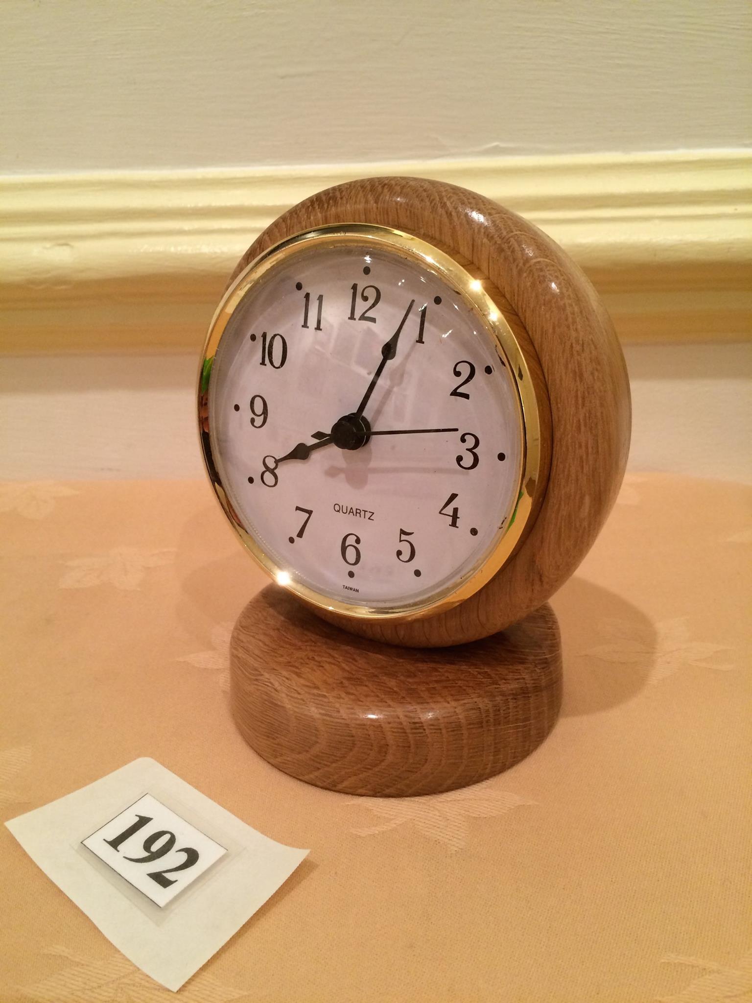 Clock by Arthur Rooks