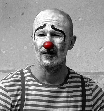 Clown by Rory Hassett