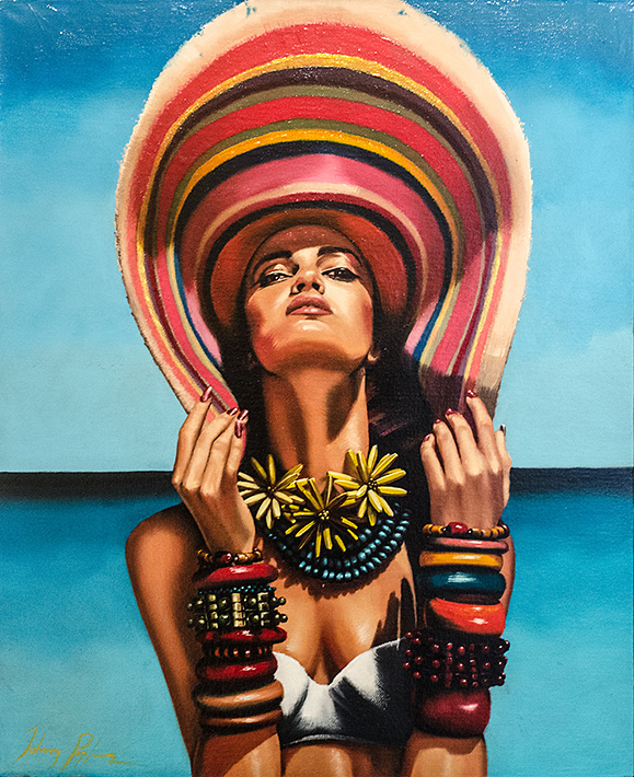 Sun Queen by Johnny Popkess