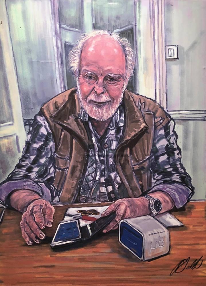 Tony Sandell