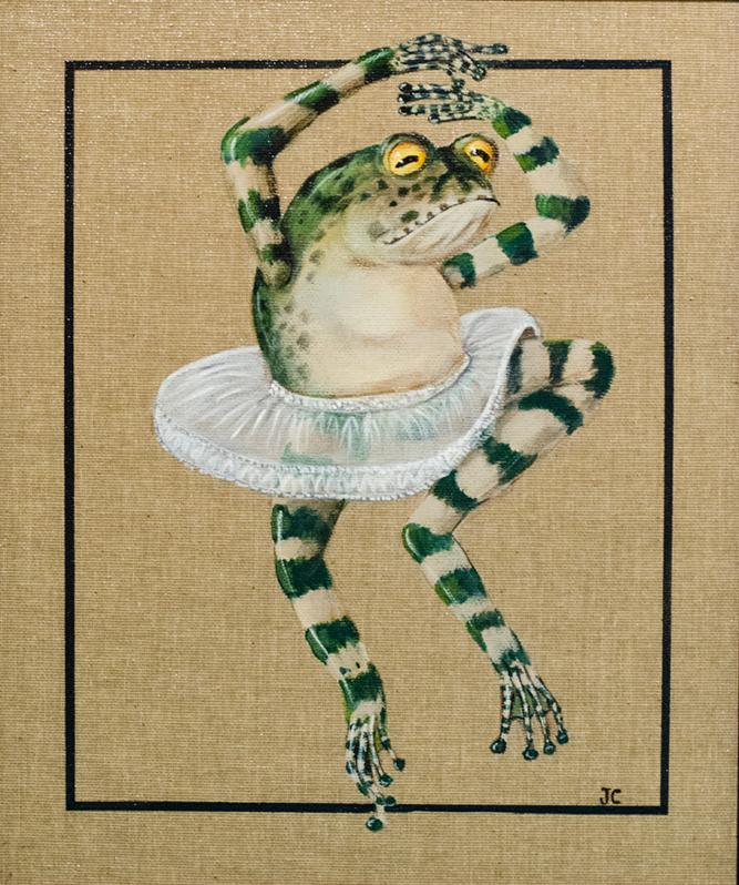 La Belle Frogget By Jose Cook